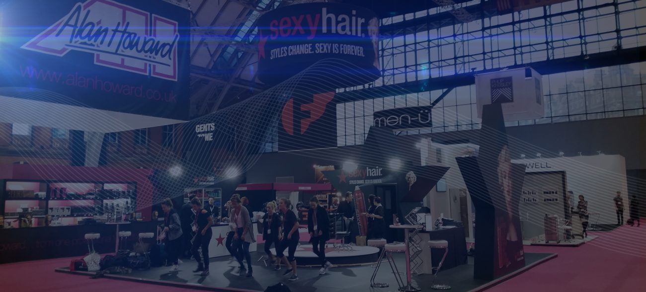 Exhibition Display Solutions : Vogue display u exhibition stand design and build with
